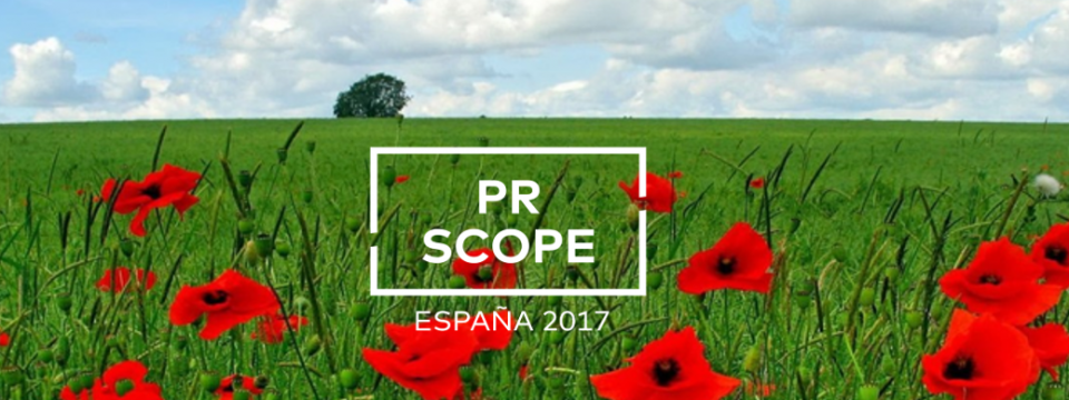 PR SCOPE España 2017